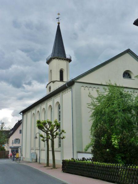 Friedrichsdorf - Evangelisch-reformierte Kirche